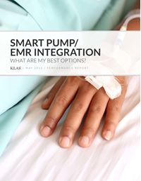 Smart Pump/EMR Integration