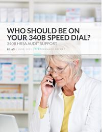 Who Should Be On Your 340B Speed Dial?