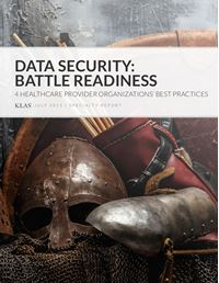Data Security, Battle Readiness
