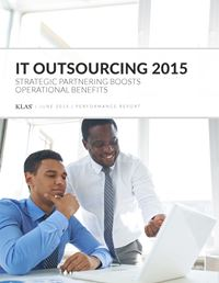 IT Outsourcing 2015
