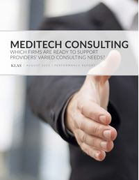 MEDITECH Consulting
