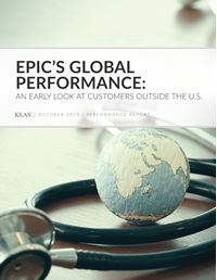 Epic's Global Performance