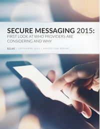Secure Messaging 2015