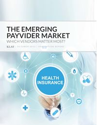 The Emerging Payvider Market