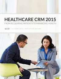 Healthcare CRM 2015