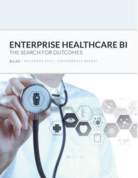 Enterprise Healthcare BI