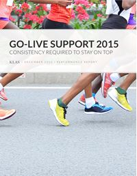 Go-Live Support 2015