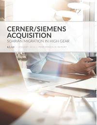 Cerner/Siemens Acquisition