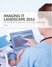 Imaging IT Landscape 2016