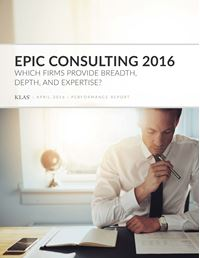 Epic Consulting 2016