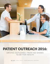 Patient Outreach 2016