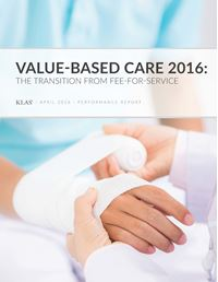 Value-Based Care Timing 2016