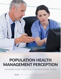 Population Health Perception 2016