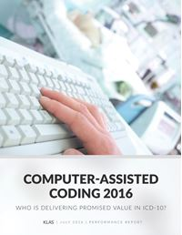Computer-Assisted Coding 2016