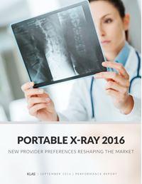 Portable X-Ray 2016