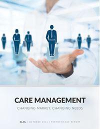 Care Management 2016
