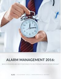 Alarm Management 2016