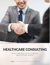 Healthcare Consulting 2016