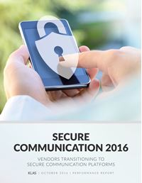 Secure Communication 2016