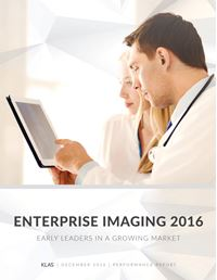 Enterprise Imaging 2016
