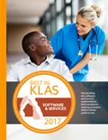 2017 Best in KLAS Awards - Global Software (Non-US)