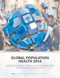 Global Population Health Perception 2016