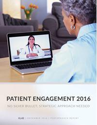 Patient Engagement 2016