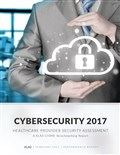 Cybersecurity KLAS-CHIME Benchmarking Report  2017