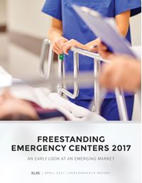 Freestanding Emergency Centers 2017