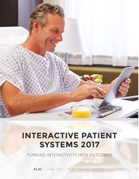 Interactive Patient Systems 2017