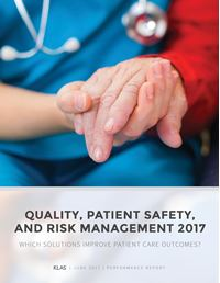 Quality, Patient Safety, and Risk Management 2017