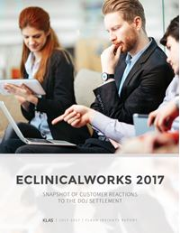 eClinicalWorks 2017