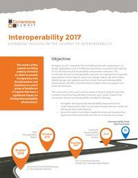 Interoperability Cornerstone Summit 2017