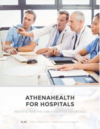 athenahealth for Hospitals