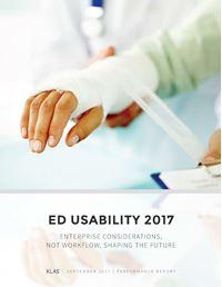 ED Usability 2017