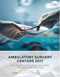 Ambulatory Surgery Centers 2017