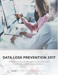 Data Loss Prevention 2017
