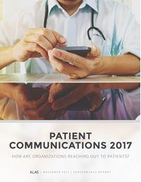 Patient Communications 2017