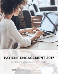Patient Engagement 2017