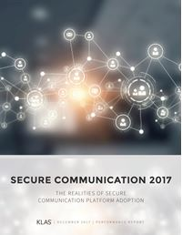 Secure Communication 2017