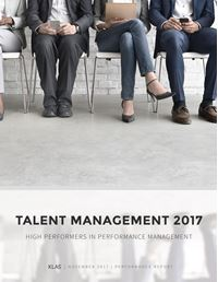 Talent Management 2017