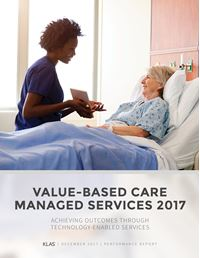 Value-Based Care Managed Services 2017