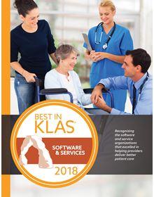 Best In KLAS Report