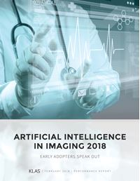 Artificial Intelligence in Imaging 2018