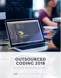 Outsourced Coding 2018