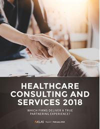 Healthcare Consulting and Services 2018