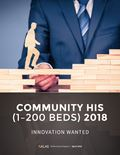 Community (1–200 Beds) HIS 2018: Innovation Wanted