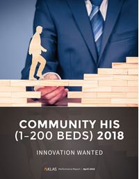 Community (1–200 Beds) HIS 2018