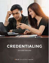 Credentialing 2018