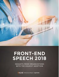 Front-End Speech 2018